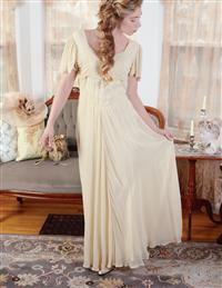 April Cornell Antique Elegance Gown