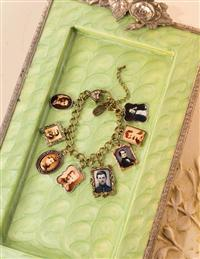 My Lover From Another Life Charm Bracelet