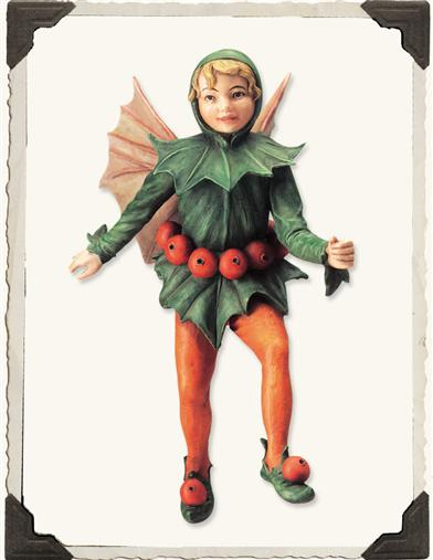 HOLLY FLOWER FAIRY & FAIRY CATALOG