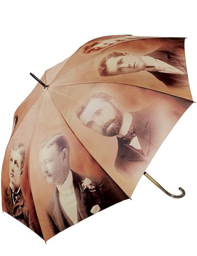 My Lover From Another Life Well-suited Umbrella