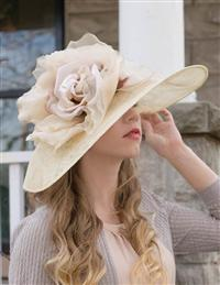 Louise Green Crowning Bloom Millinery