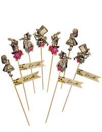 Wonderland Pick Set
