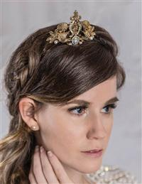 Bejeweled Mermaid Crown