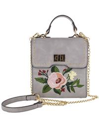 Dusty Blossom Handbag