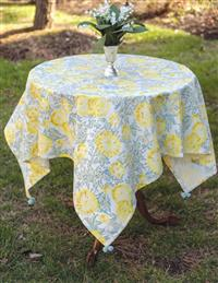 April Cornell Dandelion Dreams Table Linen