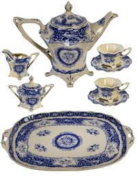 Regal Tea Service
