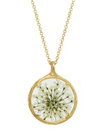 Queen Anne's Lace Necklace (Small)