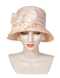 Summer's Light Taffeta Hat