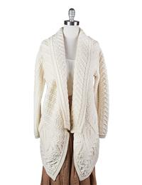 Flowing Irish Cardigan