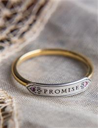 I Pinkie Promise Ring