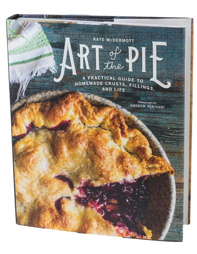 Art Of Pie Cookbook