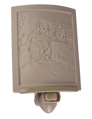 Letter To Santa Lithophane