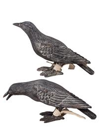 An Unkindness Of Ravens (Set Of 2)