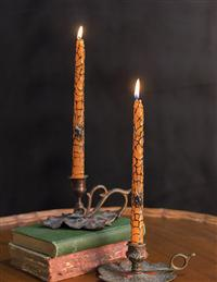 Spider Taper Candles (Set Of 4)