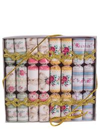 Lisere Floral Crackers