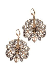 Victorian Lace Earrings