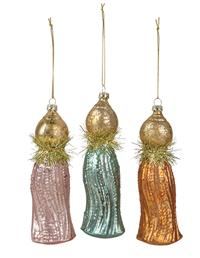 Tassel Ornaments (Set Of 3)