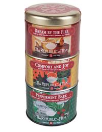 Stackable Tea Tins
