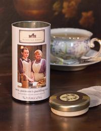 Downton Abbey Tea (Mrs. Patmore's Pudding)