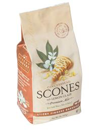 Sticky Fingers Scone Mix (Glazed Gingerbread)