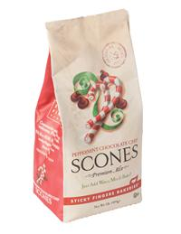Sticky Fingers Scone Mix (Peppermint Chocolate)