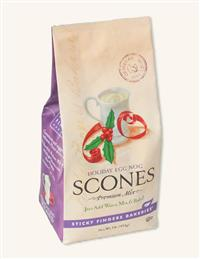 Sticky Fingers Scone Mix (Eggnog)