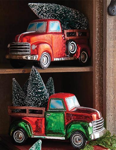 Tree Lot Trucks