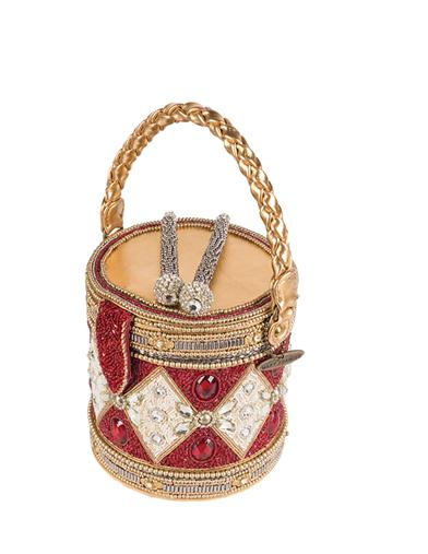 Mary Frances Don't Miss A Beat Drum Purse