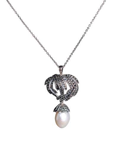 Celestial Freshwater Pearl Necklace