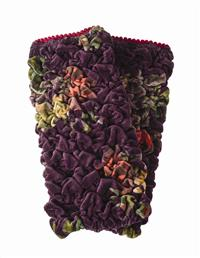 Plum Wine Pulse Warmers