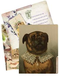 Trusted Companions Folders (Dog - Set Of 6)