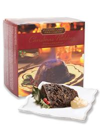 Cole's English Privilege Christmas Pudding