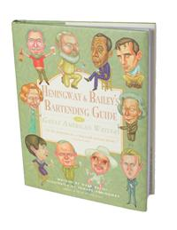 Unique gifts under 25 inexpensive gift ideas victorian trading co hemingway baileys bartending guide negle Gallery
