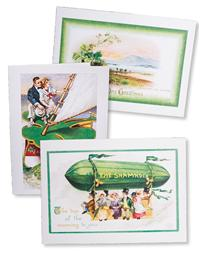 St Patrick's Day Cards (Set Of 6)