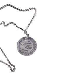 Always & Always Love Token Necklace
