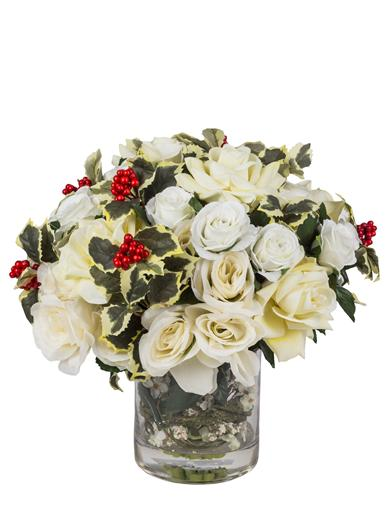 Winter Roses Arrangement
