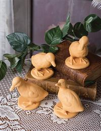 Dawdling Duckling (Set Of 4)