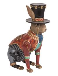 Steampunk Rabbit Figurine