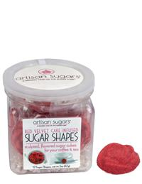 Rose Sculpted Sugars (Red Velvet)