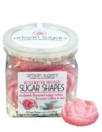 Rose Sculpted Sugars (Rosewater)