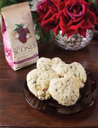 Scone Mix (Raspberry And White Chocolate)