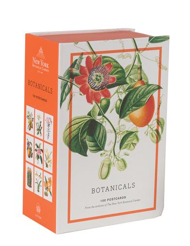 Botanicals Post Card Set