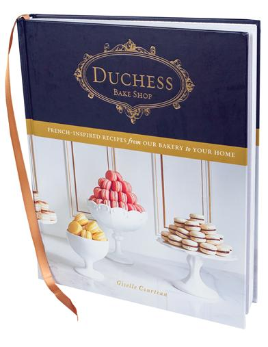 Duchess Bake Shop Recipe Book