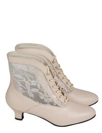 Miss Sable Lace Boots