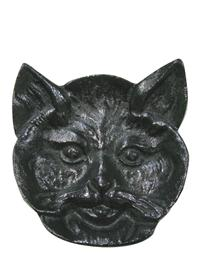 Black Cat Decorative Dish
