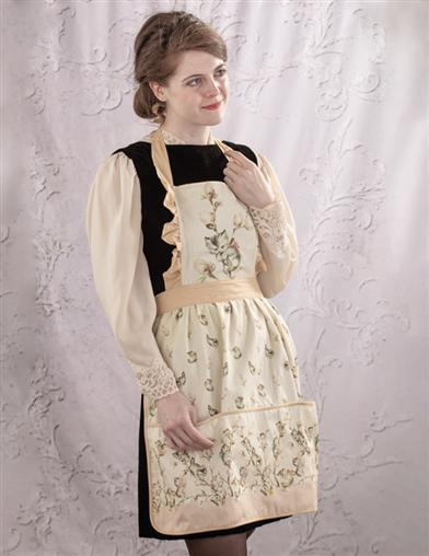 Pussy Willows Apron