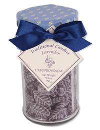 Old Fashioned Lavender Candy