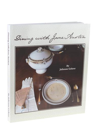 Dining With Jane Austen Autographed