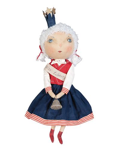 Miss Liberty Doll