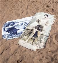 Cheeky Beach Mat (Girl)